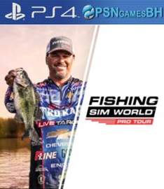 Fishing Sim World: Pro Tour VIP PS4