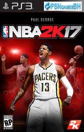 NBA 2K17 PSN PS3