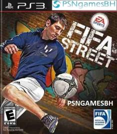 FIFA STREET 4 PSN