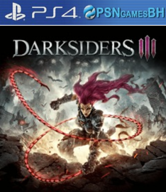Darksiders 3 VIP PS4