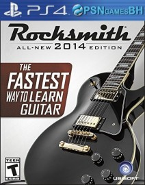 Rocksmith 2014 SECUNDARIA PS4