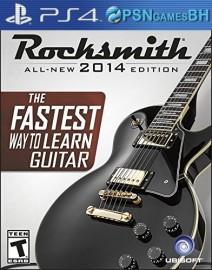 Rocksmith 2014 SECUNDARIA PSN PS4