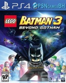LEGO Batman 3 Beyond Gotham VIP PS4