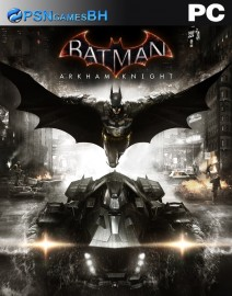 Batman: Arkham Knight STEAM CD-KEY PC