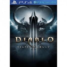 Diablo 3 Reaper of Souls Edição Ultimate Evil PS4 PSN CONTA SECUNDARIA