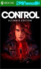 Control Ultimate Edition XBOX One e SERIES X|S