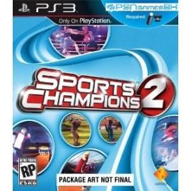 Sports Champions 2 PSN
