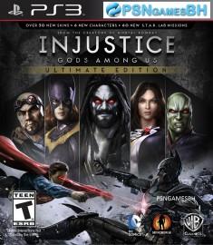 Injustice Gods Among Us Ultimate Edition PSN
