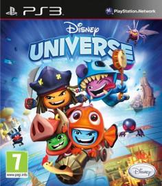 Disney Universe PSN PS3