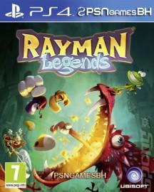 Rayman Legends VIP PS4 PSN