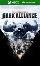 Dark Alliance XBOX One e SERIES X|S