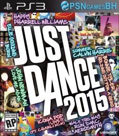 Just Dance 2015 PSN PS3