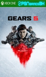 Gears 5 XBOX One e SERIES X|S