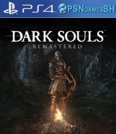 Dark Souls Remastered VIP PS4