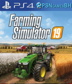 Farming Simulator 19 Secundaria PS4