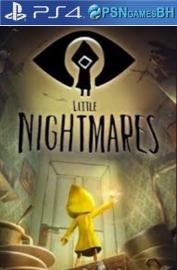 Little Nightmares VIP PS4
