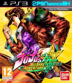 JoJo's Bizarre Adventure: All-Star Battle PSN PS3