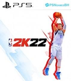 NBA 2K22 Secundaria PS5