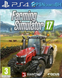 Farming Simulator 17 SECUNDARIA PS4