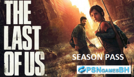 Season Pass The Last Of Us PSN
