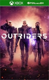 Outriders XBOX One e SERIES X|S