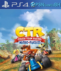 Crash Team Racing VIP PS4