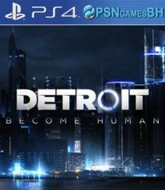 Detroit: Become Human VIP PS4