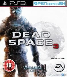 Dead Space 3 PSN