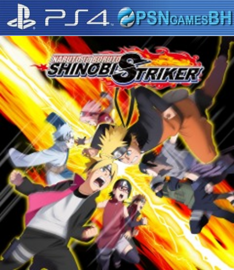 Naruto To Boruto: Shinobi Striker VIP PS4