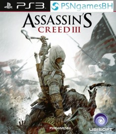 2 x Assassins Creed 3 PSN PS3