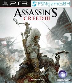2 x Assassins Creed 3 PSN PS3