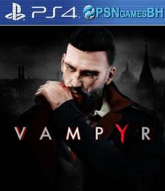 Vampyr VIP PS4