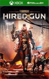 Necromunda: Hired Gun XBOX One e SERIES X S