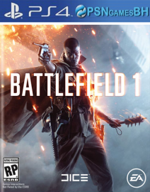 BATTLEFIELD 1 VIP PSN PS4