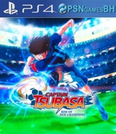 Captain Tsubasa: Rise of New Champions VIP PS4