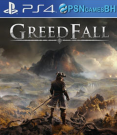GreedFall VIP PS4