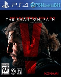 METAL GEAR SOLID V THE PHANTOM PAIN VIP PSN PS4
