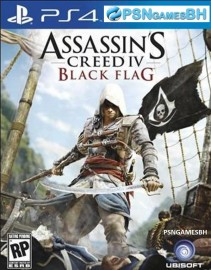 Assassins Creed 4 Black Flag PS4 PSN