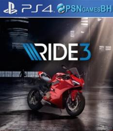 Ride 3 VIP PS4