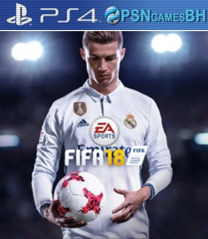 FIFA 18 Secundaria PS4