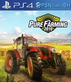 Pure Farming 2018 VIP PS4