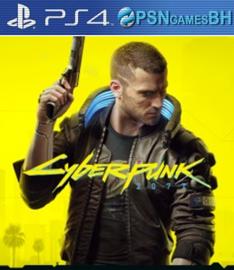 Cyberpunk 2077 VIP PS4