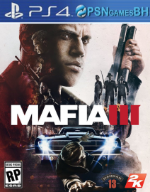 MAFIA 3 Secundario PS4