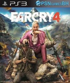 Far Cry 4 PSN PS3
