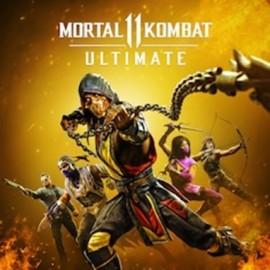 Mortal Kombat 11 Ultimate Secundaria PS4|PS5