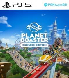 Planet Coaster VIP PS4|PS5