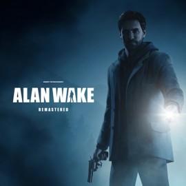 Alan Wake Remastered VIP PS4|PS5