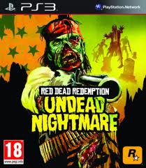 Red Dead Redemption Undead Nightmare PSN