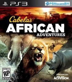 Cabelas African Adventures PSN