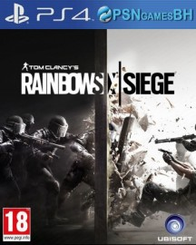TOM CLANCY'S RAINBOW SIX SIEGE VIP PSN PS4